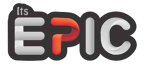 Its epic logo